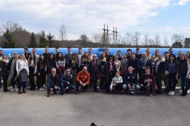 Студенти от МУ-Варна посетиха Европейската организация за ядрени изследвания
