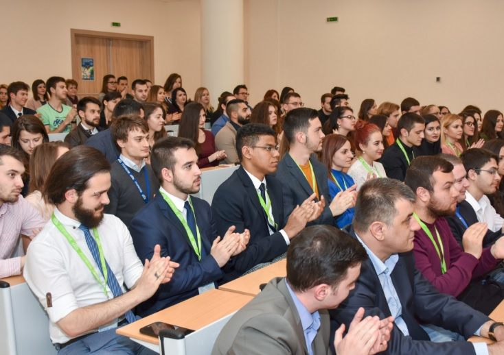 The Fifth Black Sea Symposium for Young Scientists in Biomedicine Brought Together More than 800 Participants