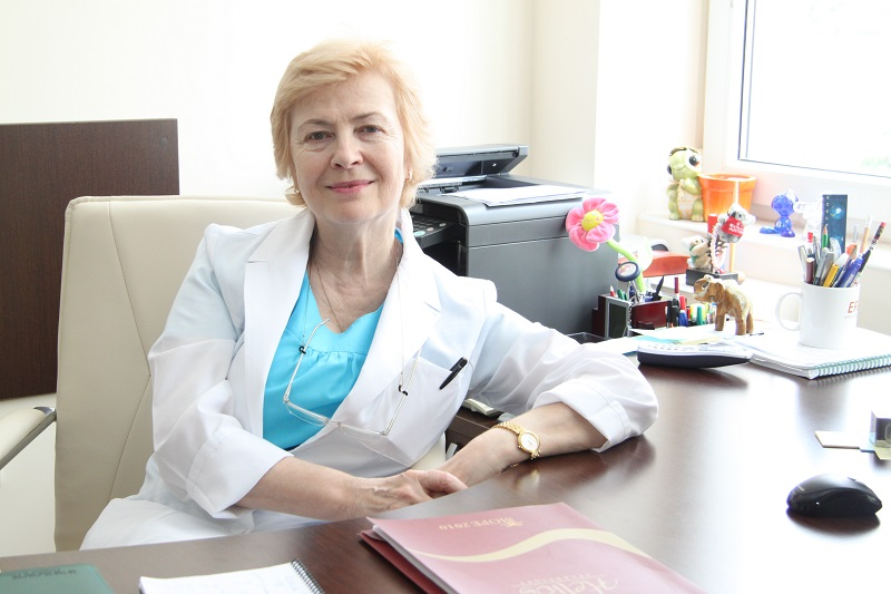 Assoc. Prof. Dr. Valeria Kaleva: Care for Hemophilia Patients Improves with Each Passing Year