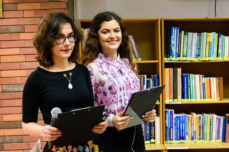 Literary Evenings at the Library of MU-Varna Have Become a Tradition