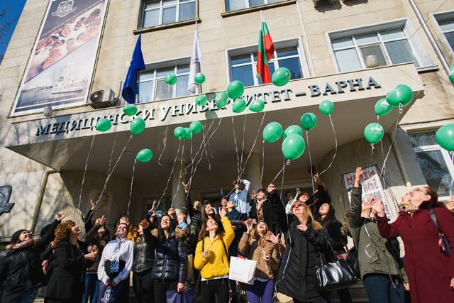 MU-Varna Marked the World Day of Social Justice
