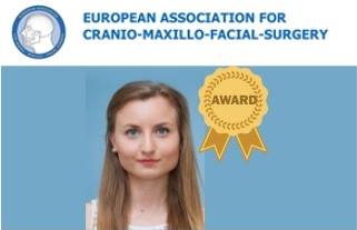 Assist. Prof. Dr. Nevena Karadzhova from MU-Varna Was Awarded a Prize by the European Association of Oral and Maxillofacial Surgery