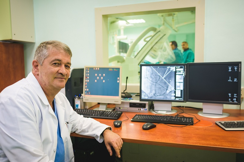 "Prof. Dr. S. Georgiev, ""The Decision on Stent Placement Should Be Made by a Team of Different Specialists"""