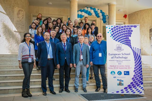 European School of Pathology Held at MU-Varna