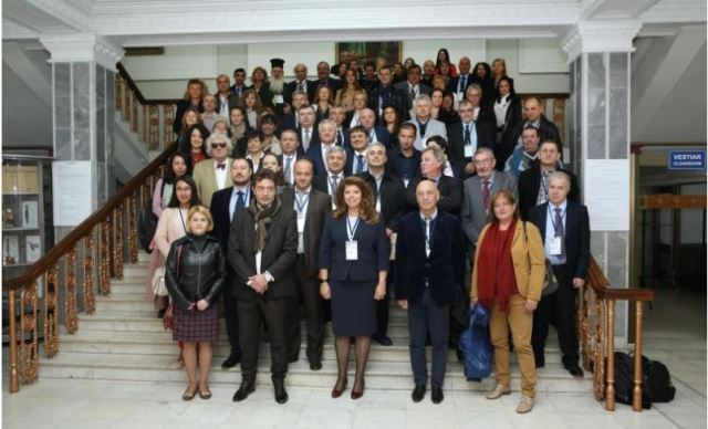 MU-Varna Participated at the 13th World Meeting of Bulgarian Media