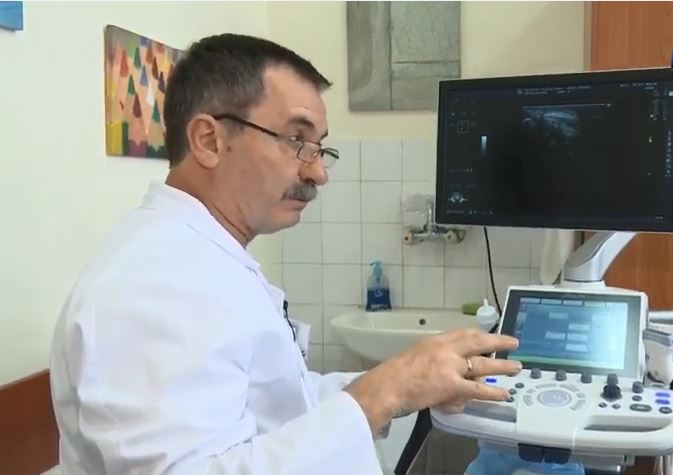 The Department of Orthopedics at Medical University-Varna Obtained a New-Generation Modern Ultrasound Machine