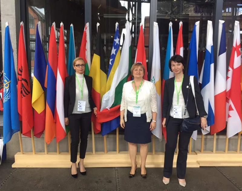 Delegates from Varna Took Part at the Ministerial Conference on Environment and Health in Ostrava