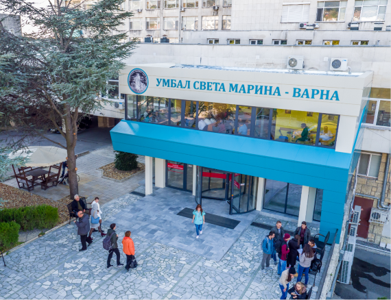 "399 patients visited the emergency centers of UMHAT ""St. Marina"" – Varna between 8 – 14 February"