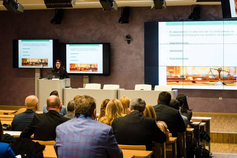 """Първият в страната курс по """"Фармацевтичен бизнес и пазарен достъп на лекарства"""" се проведе в МУ-Варна"""