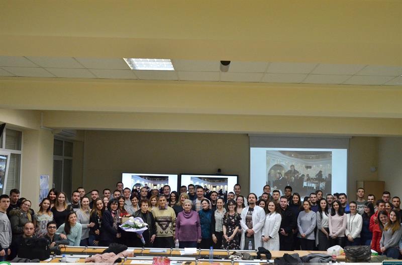 """""""Вечер на патофизиологията"""" събра приятели и гости в МУ-Варна"""