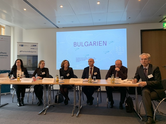 Health, Medical and SPA Tourism in the Focus of the Business Relations between Germany and Bulgaria