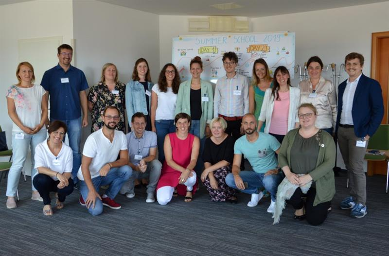 Lecturers from FPH Participated in an International Summer School in Slovenia