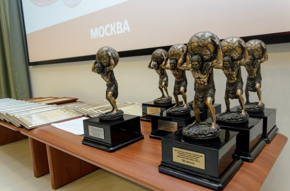 Students from MU-Varna Received an Award from the Student Practical Olympics in Moscow