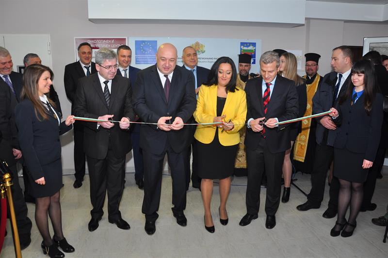 Modern Oncology and Radiotherapy Centre Was Opened at St. Marina University Hospital - Varna Today