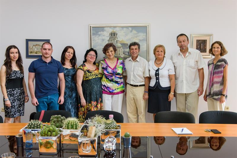 International partners of Medical University-Varna in Support of Museum Activities and History of Medicine