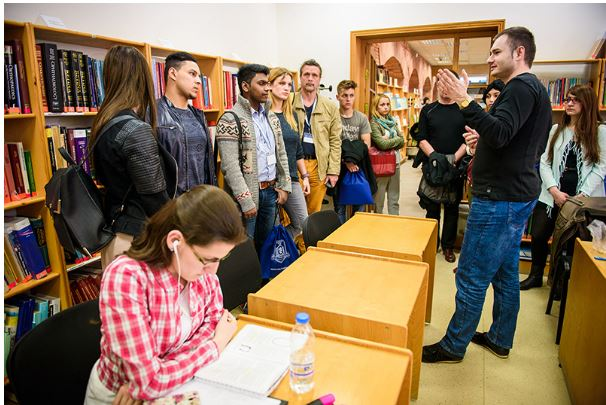 On 7th December MU- Varna opens its doors to visitors and applicants for the programmes offered in English language