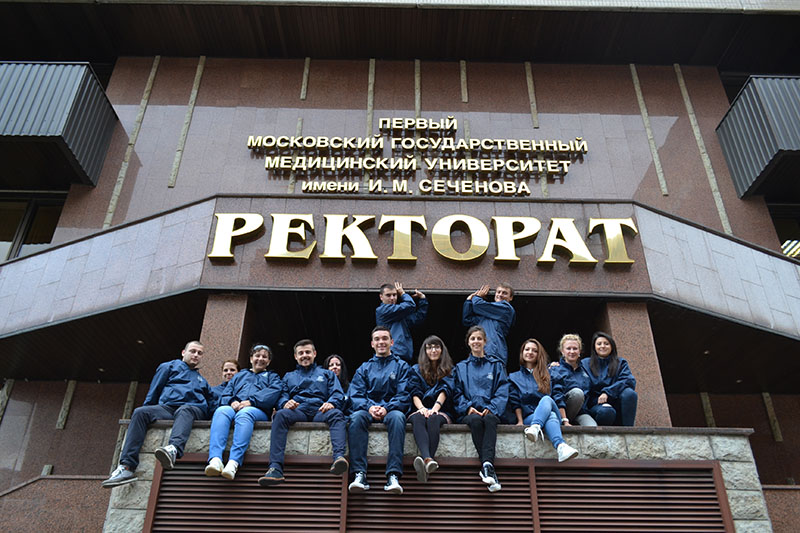Students from MU-Varna Impressed Their Colleagues from Moscow with Knowledge and Creativity