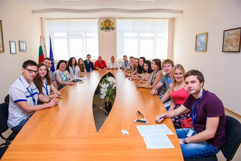 Future physicians from Moscow started their summer practice at Medical University – Varna