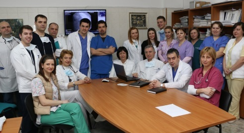 The Department of Cardiac Surgery at St. Marina University Hospital Celebrates its 10th Anniversary with a Scientific Conference
