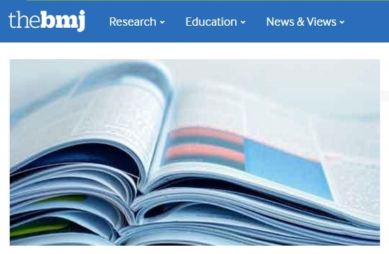 Open subscription to BMJ online is provided by MU-Varna library