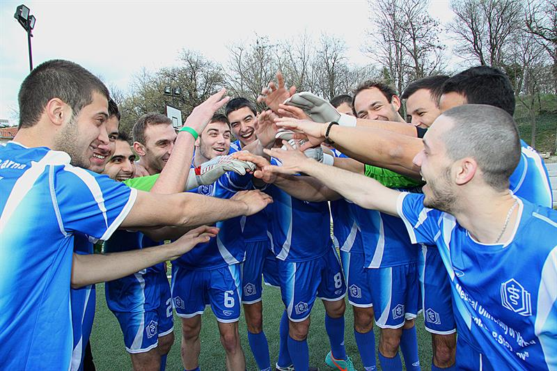 Take Part in the Competition for Choosing a Name of the Student Sports Club at MU -Varna