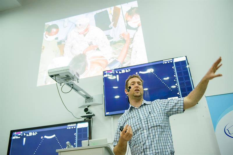 Emergency Medicine Ultrasound Training Conducted at St. Marina University Hospital in Varna