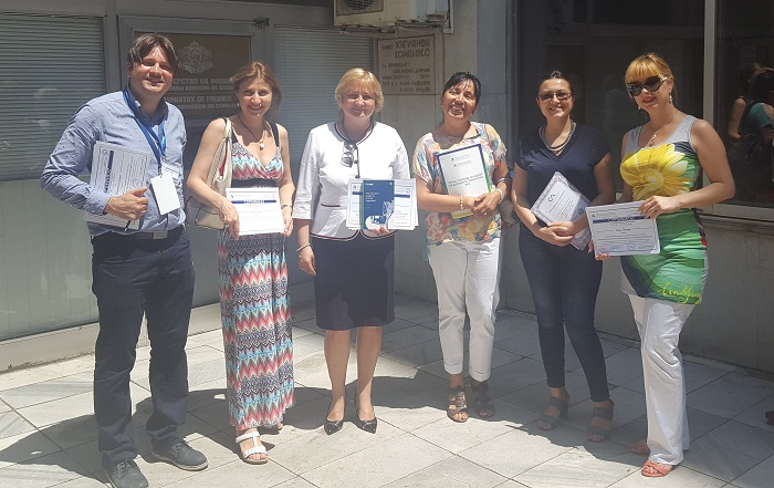 Lecturers from MU-Varna Took Part in