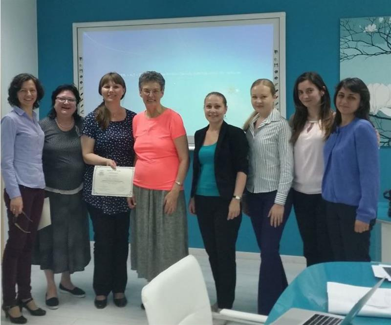 Members of the academic staff from the Medical University of Varna completed a course on qualitative methods for research