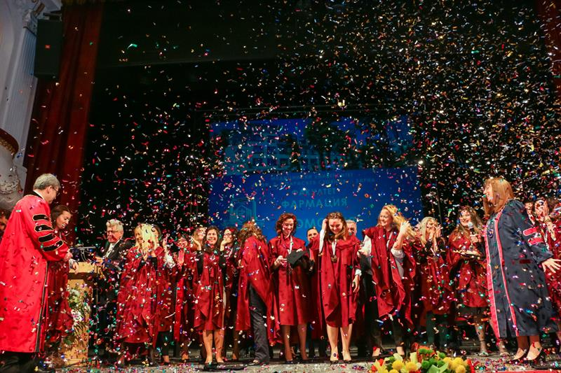 The First Class of Master-Pharmacists at MU-Varna Has Graduated