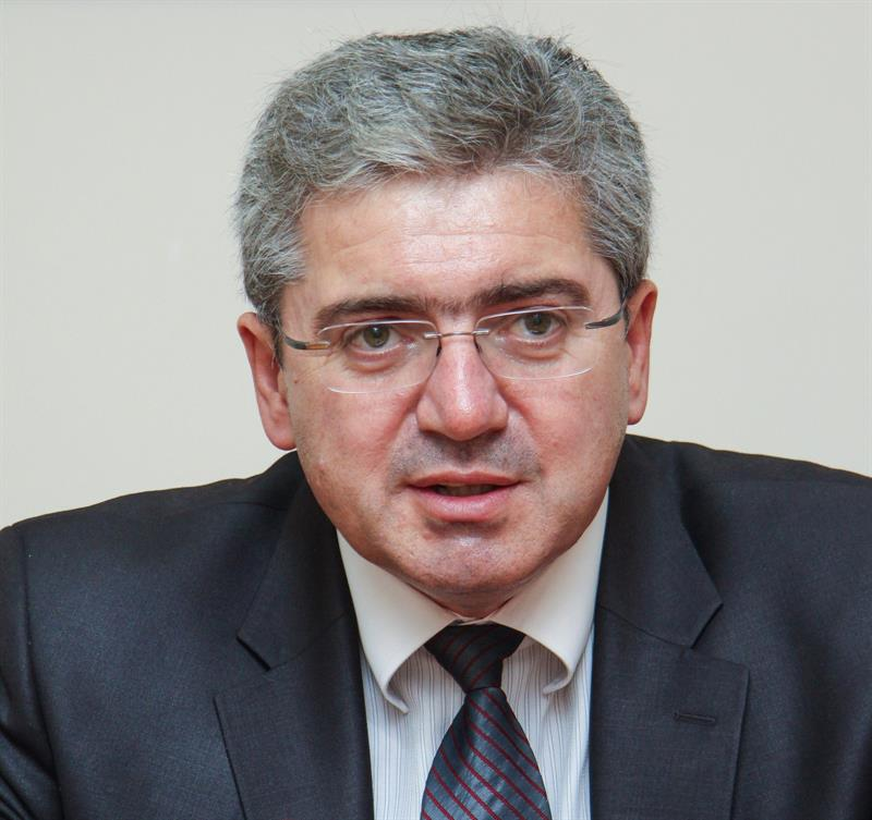 Prof. Dr. Krasimir Ivanov Elected with an Absolute Majority for Rector of MU-Varna for a Second Term in Office