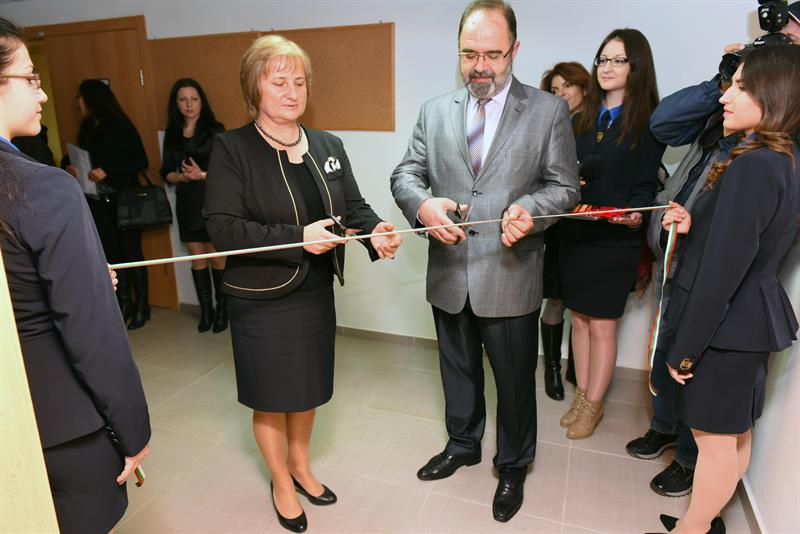 "MU-Varna Opened a Modern Laboratory ""3D Technologies in Dentistry"""