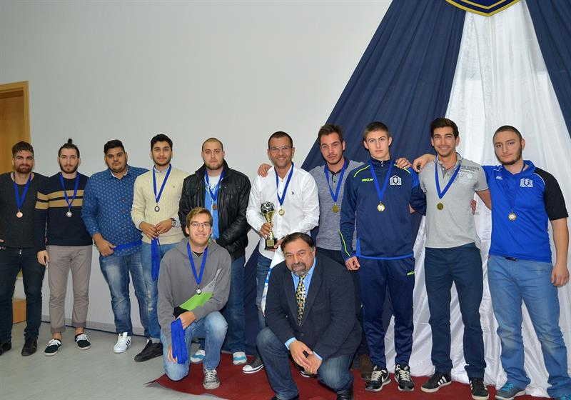 """Rector's Cup"" Sports Tournament Has Finished with Winner Awards"