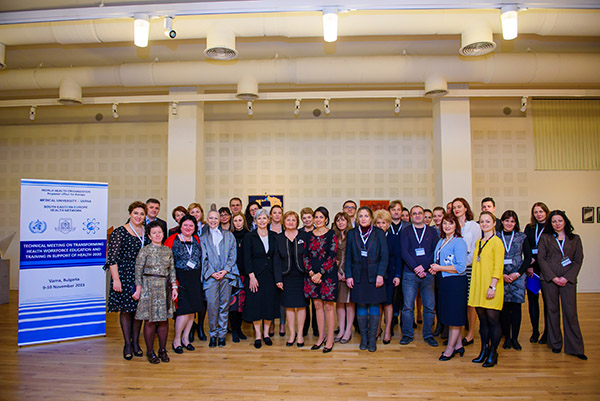 South-east European countries begin shift towards transformative education for their health workforce