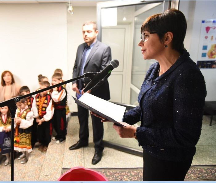 Maternity Care Day Was Celebrated at OG Hospital, MU-Varna and the Affiliates in Shumen, Veliko Tarnovo and Sliven