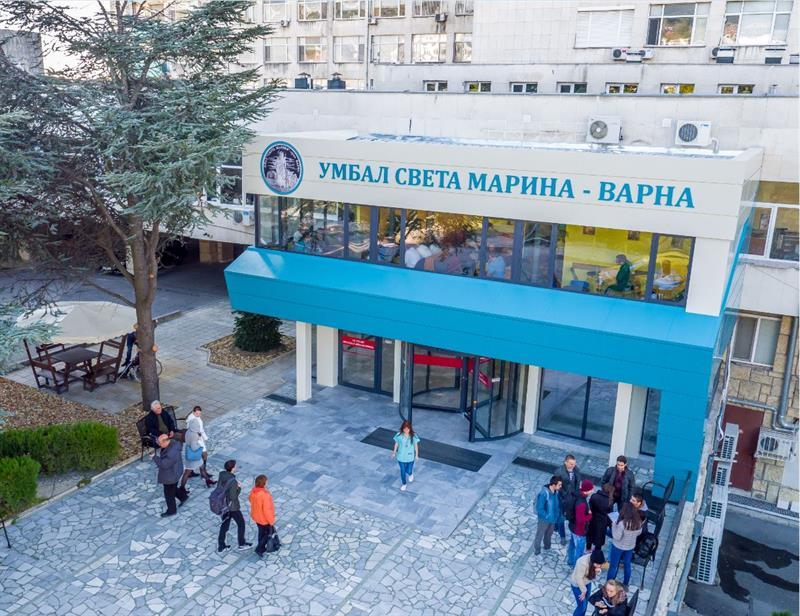 Doctors from St. Marina University Hospital-Varna Removed 15-Kilogramme Tumor from the Breast of a Young Man