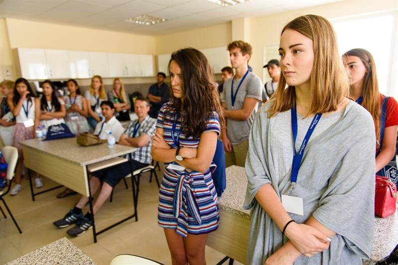 On 9th September Medical University - Varna opens its doors to visitors and applicants for the programmes offered in English language