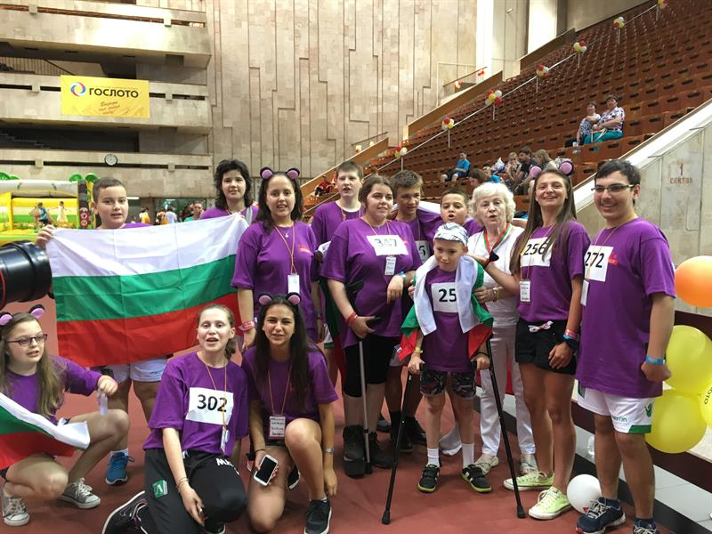 Children with Oncological Diseases Who Had Been Treated at St. Marina University Hospital Won Medals at the Games of Winners in Moscow