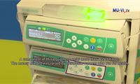 Donated new medical equipment at the First Clinic of University Hospital Sаint Marina -Varna