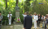 Honour of the memory of Botev and the perished for the freedom of Bulgaria